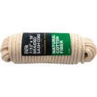 Do it 7/32 In. x 50 Ft. White Solid Braided Cotton Sash Cord Image 1