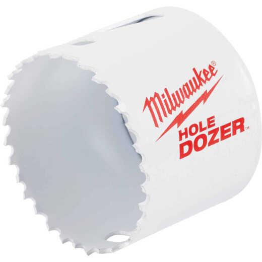 Milwaukee Hole Dozer 2-3/8 In. Bi-Metal Hole Saw