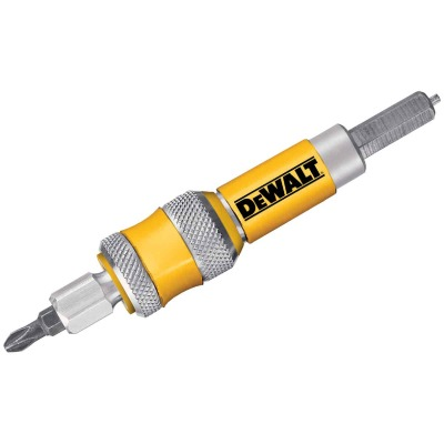 DeWalt #6 1/4 In. Black Oxide Drill & Drive Unit