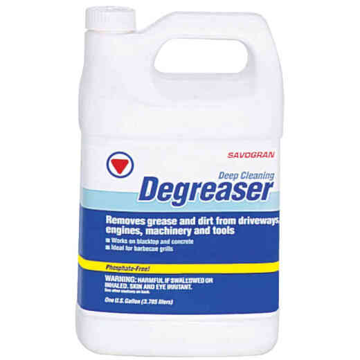 Savogran 1 Gal. Driveway Cleaner And Degreaser