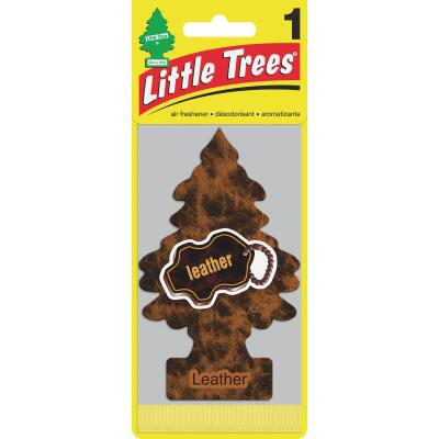 Little Trees Car Air Freshener, Leather