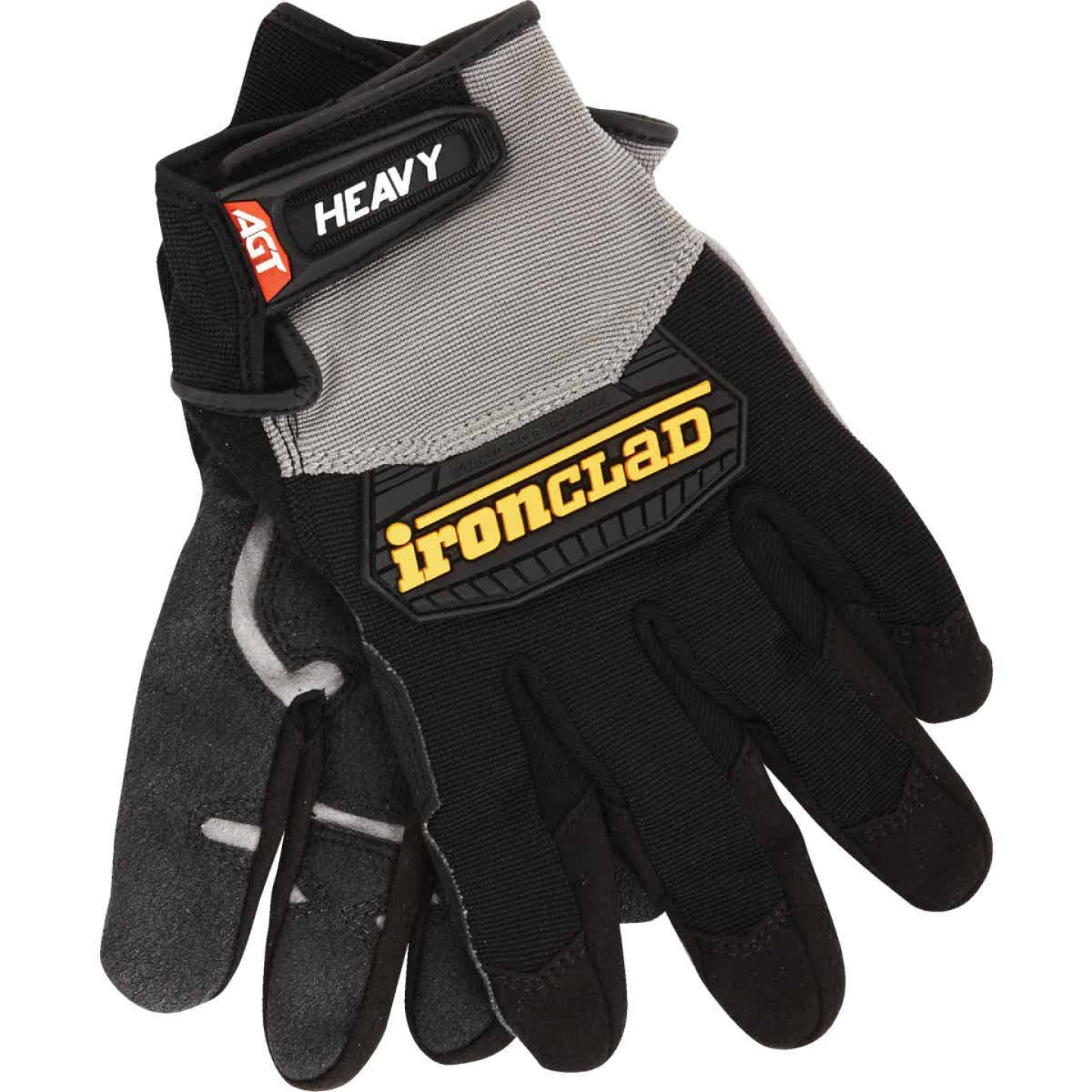 Ironclad Heavy Utility Men's Medium Synthetic Leather High Performance Glove Image 1
